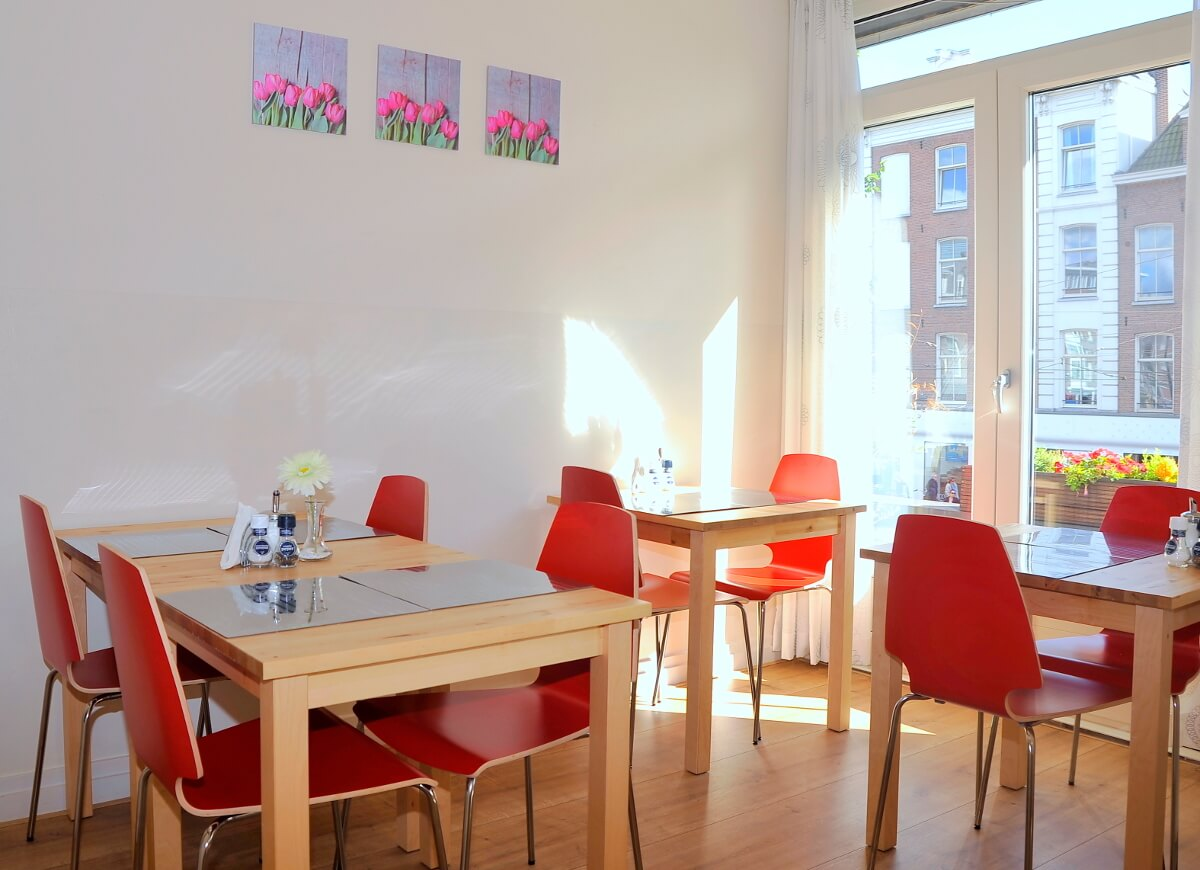 Hotel Abba Budget Hotel In Amsterdam Book Without A